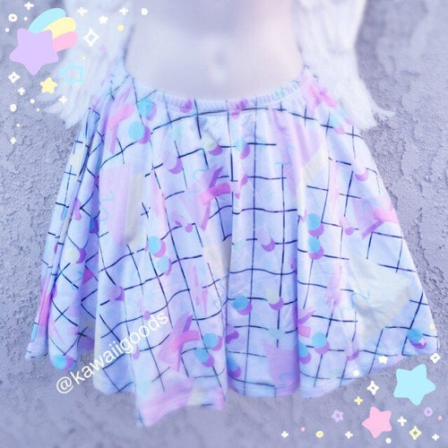 Pop Kei Fairykei Skirt (Made to Order)