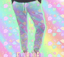 Load image into Gallery viewer, Alien Ice Cream Scoop Monster Party Joggers (Made to Order)