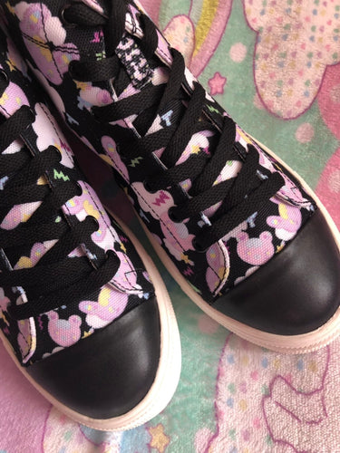 Warrior Killer Cuties Bunny and Bear Yume Kawaii Shoes Men (Made to Order)