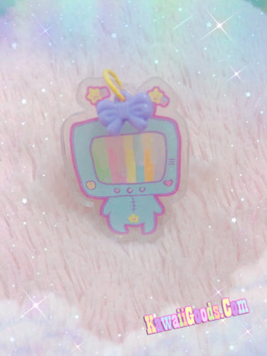 Kikko TV Holographic Yume Kawaii ring