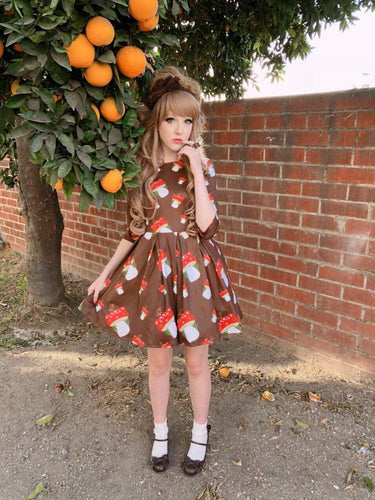 Shroombear Dress (Made to Order)