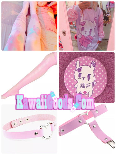Lucky Pack, Yami Kawaii Lucky Pack pastel version (Made to Order)