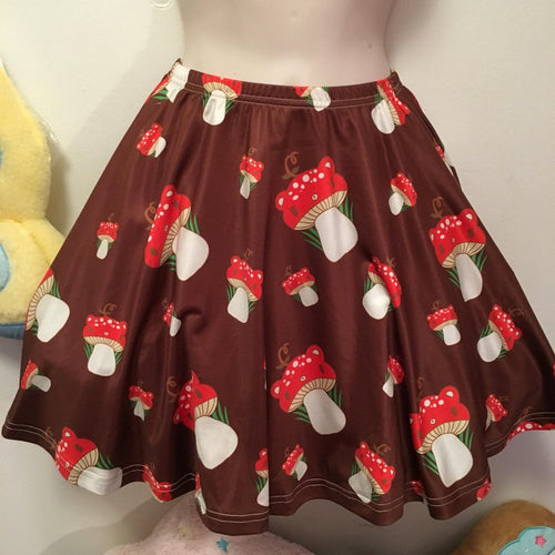 Shroombear Skirt (Made to Order)