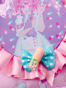 Yami Kawaii Manic Nurse Aini x Kawaii Goods Collab