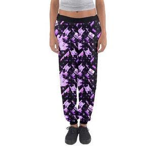 Yami Kawaii Painfully Hurt Abby Bunny Jogger pants HURT (Made to Order)