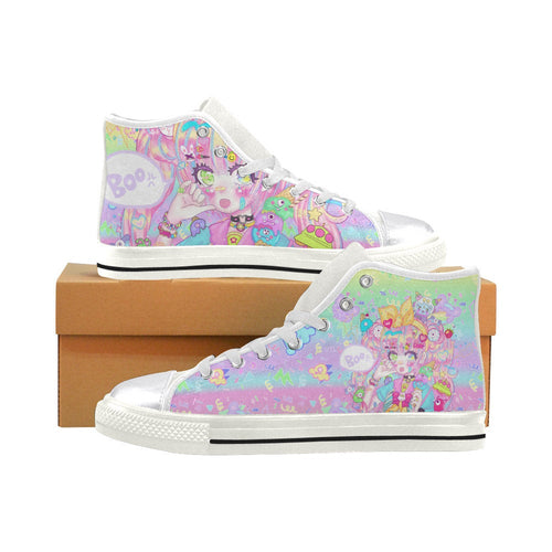 Creme Bunny x Kawaii Goods Decora Girl Party Shoes Men (Made to Order)
