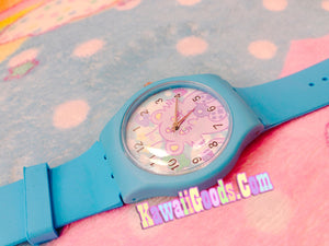 Lili the Alien Watch, Kawaii Watch (Made to Order)