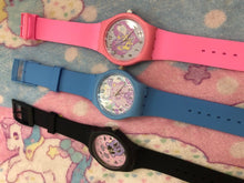Load image into Gallery viewer, Lili the Alien Watch, Kawaii Watch (Made to Order)