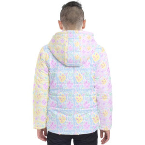 Dreamy Bunny Cutie Puffy Jacket (made to order)