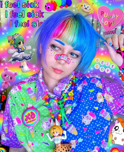 Popples Fairykei Blouse (Made to Order)