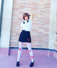 Load image into Gallery viewer, Guro Kawa Painfully Hurt Abby Bunny Bandage Tights  (made to order)