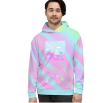 Load image into Gallery viewer, Kikko TV video game Hoodie (Made to Order)