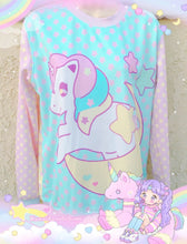 Load image into Gallery viewer, Sweetie Dream the unicorn Sweater
