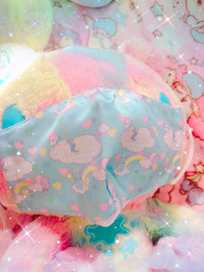 Sweetie Dreams And Trixie the Bear Alien Face Mask ver.2 (Made to Order)