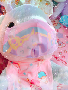 Sweets Rainbow Clouds Magical Moon Shooting Star (Made to Order)