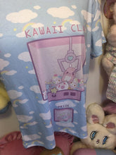 Load image into Gallery viewer, K.G. Kawaii Claw Machine Shirt