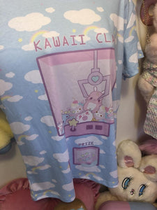 K.G. Kawaii Claw Machine Shirt