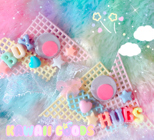 Geometric Fairykei Yume Kawaii Fancy Hair Clip