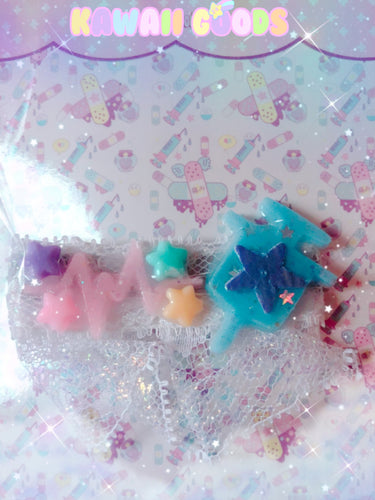 Yami Kawaii Menhera Syringe Medical Fairykei Yume Kawaii Fancy Hair Clip
