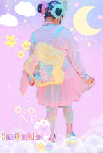 Load image into Gallery viewer, K.G. Dreamy Star Ita Backpack/Crossbody Bag (Pre-order)