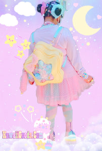 K.G. Dreamy Star Ita Backpack/Crossbody Bag (Pre-order)
