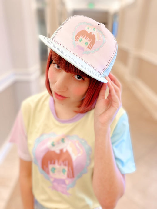 Stephanie Yanez x Kawaii Goods Collab Hat (Made to Order)