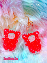 Load image into Gallery viewer, Strawberry Cuties Earrings
