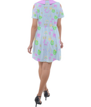 Load image into Gallery viewer, Katie Castles x Kawaii Goods Frog Princess Dress (Made to Order)