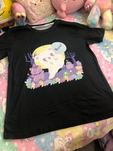 Load image into Gallery viewer, Alien Bear Ghost and Witch Bear Shirt (Made to Order)