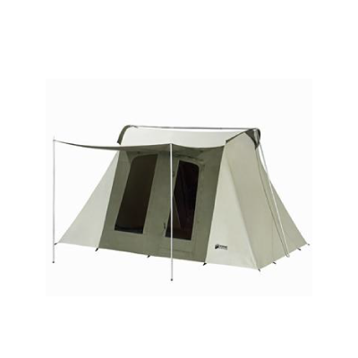 10 x 14 ft. 8-Person Flex-Bow Deluxe Canvas Tent
