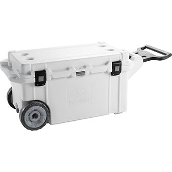 ELITE COOLER 80 QT WITH WHEELS PELICAN COOLER