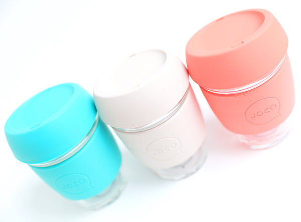 Reusable Glass Cup