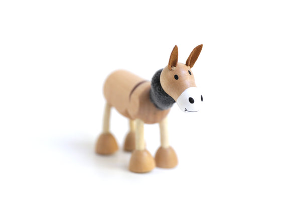 Wood Toy Animal