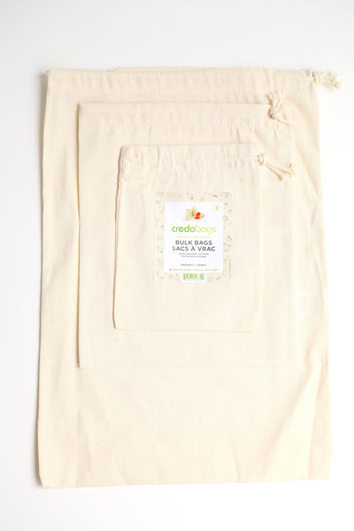 Organic Cotton Bulk Bag