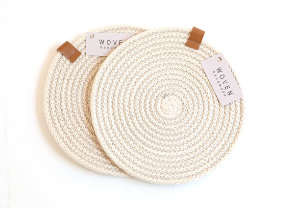 Cotton Rope Trivet