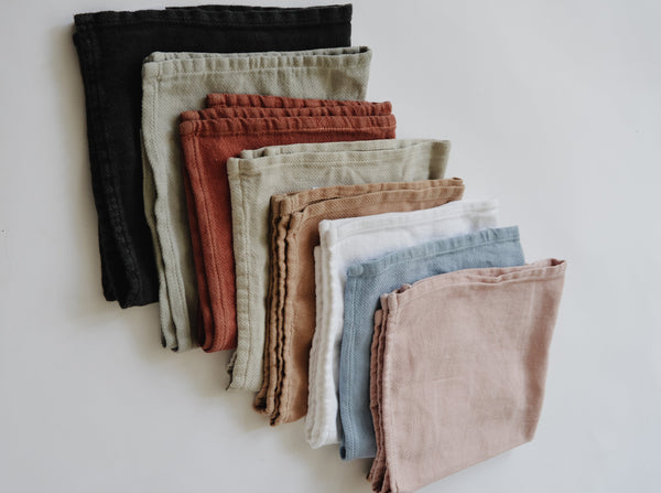 Turkish Towel - Wash Cloth
