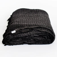 Piccolo Turkish Cotton Waffle Blanket