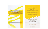 Tangerine Basil Body Soap Bar