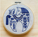 Embroidery Kit - Holiday Hygge