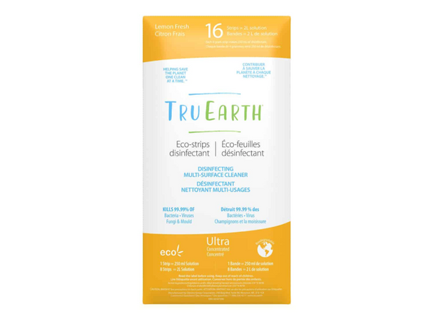 Tru Earth Disinfectant Strips
