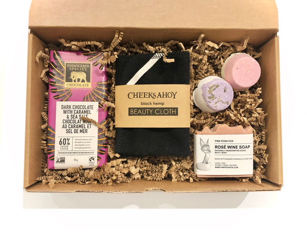 Zero Waste Gift Box - Sweet + Simple