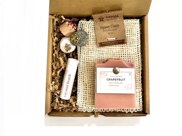 Zero Waste Gift Box - Love Yourself