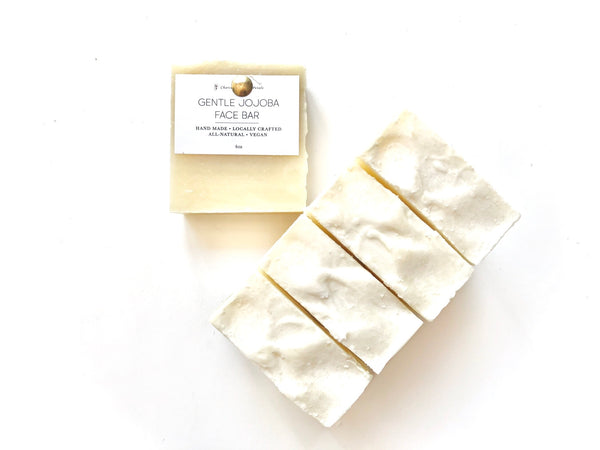 Gentle Jojoba Facial Soap