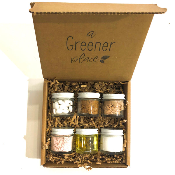 Zero Waste Gift Box - Refill Sampler