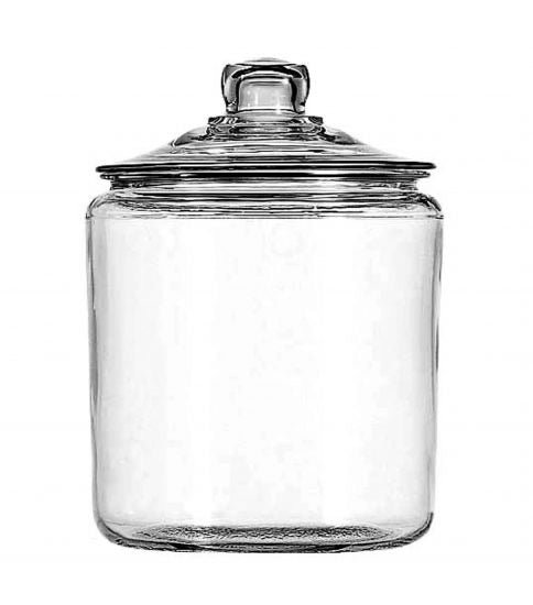 Glass Canister Jar
