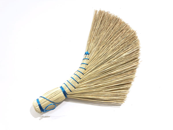 Dutch Style Straw Hand Brush