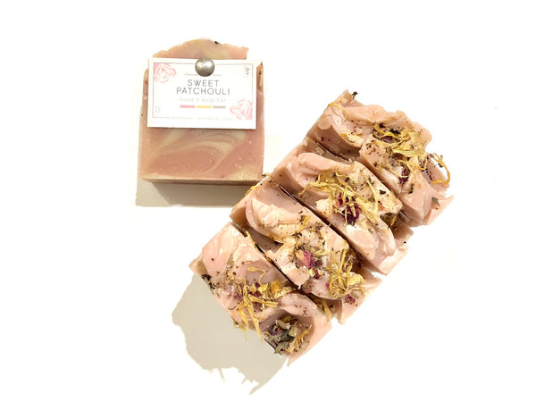 Sweet Patchouli Bar Soap