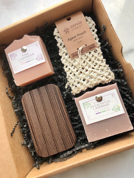 Zero Waste Gift Box - Suds Up