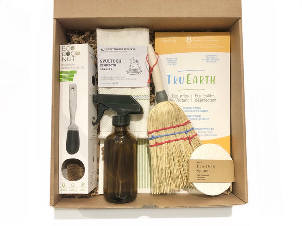 Zero Waste Gift Box - Spring Cleaning