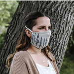 Organic Cotton Reusable Adult Mask